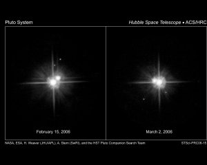 Hubble's Latest Look at Pluto's Moons Supports a Common Birth