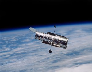 Hubble Servicing Mission 4