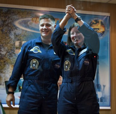 Expedition 24 Prelaunch Press Conference