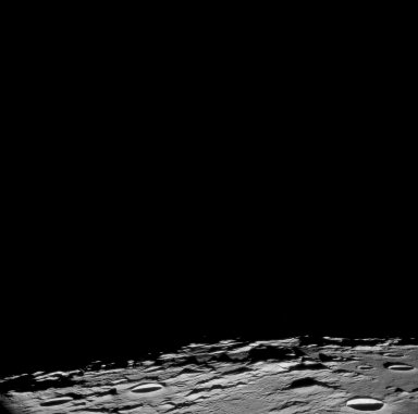 Apollo 11 Mission image - Theon Jr and Sr and Dionysius Craters