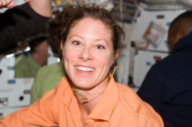 View of MS Caldwell in the MDDK of the Endeavour during STS-118
