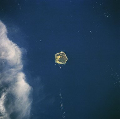 Earth observations taken from shuttle orbiter Challenger STS-41B mission
