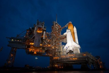 STS-135 Atlantis Prelaunch (201107070027HQ)