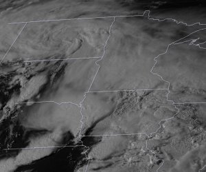 Killer Storms in the southern Plains and the Southeast