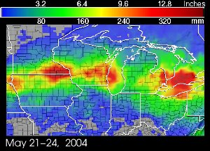 Severe Weather in the US Midwest