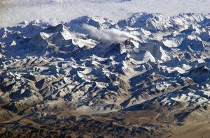 On Top of the World: Everest and Makalu