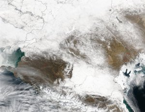 Fires in Southwest Russia