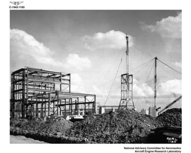 BUILDING CONSTRUCTION ALTITUDE WIND TUNNEL