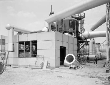 AIR DRYER AND REACITIVATING TANK AT THE PROPULSION SYSTEMS LABORATORY PSL