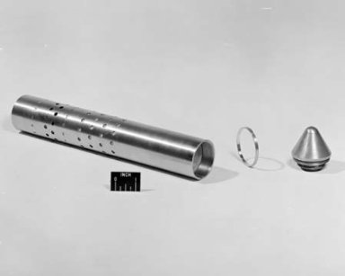COMPONENTS OF 2 STAGE LOKI 3-1 MISSILE