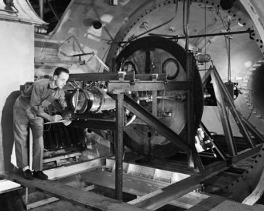 STORABLE PROPELLANT TEST ENGINE SETUP IN THE PROPULSION SYSTEMS LABORATORY PSL NO. 2