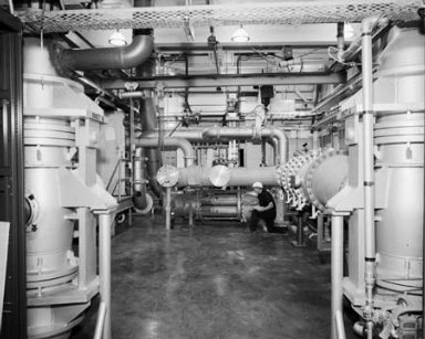 ADVANCED AIR BREATHING PROPULSION FACILITIES - PROPULSION SYSTEMS LABORATORY PSL TF-30 ENGINE - ENGINE RESEARCH BUILDING ERB CE-9B F-106 - ENGINE COMPONENTS RESEARCH LABORATORY ECRL CELL 2