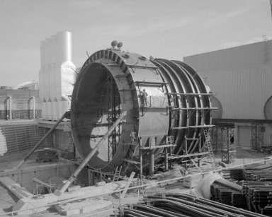 CONSTRUCTION OF THE PROPULSION SYSTEMS LABORATORY PSL EXPANSION PRIMARY COOLER PIT