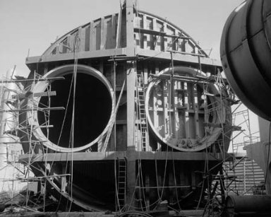 CONSTRUCTION OF THE PROPULSION SYSTEMS LABORATORY PSL