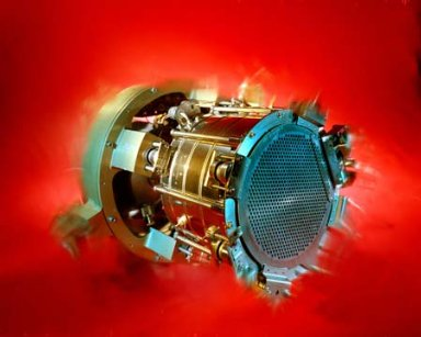 ELECTRON BOMBARDMENT ION THRUSTER