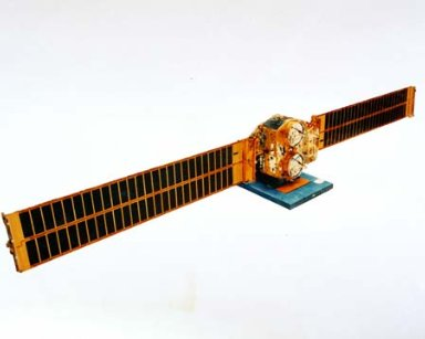 COMMUNICATION TECHNOLOGY SATELLITE CTS PROJECT SPACECRAFT