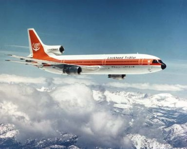 DOUGLAS DC-9-40 - LOCKHEED TRI-STAR L-1011 - BELL JET RANGER 11 HELICOPTER AIRCRAFT