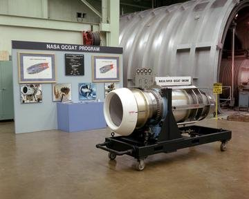 GENERAL AVIATION PROPULSION CONFERENCE DISPLAYS IN THE PROPULSION SYSTEMS LABORATORY PSL