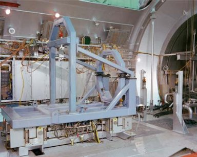 PROPULSION SYSTEMS LABORATORY PSL-3 THRUST STAND
