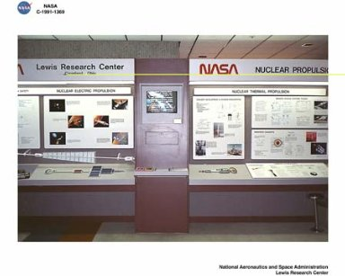 NATIONAL AERONAUTICS AND SPACE ADMINISTRATION NASA NUCLEAR PROPULSION PROJECT