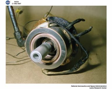 HOLLOW CATHODE MPD LIFETEST THRUSTER