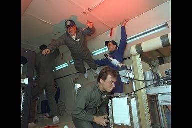 DC-9 AIRPLANE FLIGHT WEEK OF MAY 24 1996