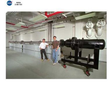 STRUCTURES AND ACOUSTICS DIVISION BALLISTIC IMPACT FACILITY