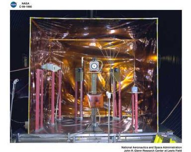 ELECTRO MAGNETIC INTERFERENCE TESTING OF HALL EFFECT THRUSTER