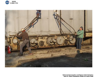 REMOVAL OF GE - GENERAL ELECTRIC - DRIVERS