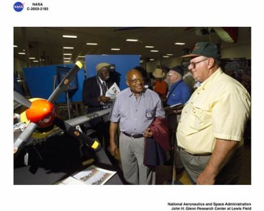 Black Cultural Festival at Inventing Flight in Dayton, Ohio, July 12, 2003