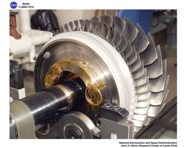Ultra-Efficient Engine Technology (UEET), Proof of Concept Compressor, Shaft / Rotor Balance Assembly