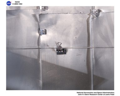 Photographic documentation of the High Power Engine Propulsion HiPEP after a duration test. Also photographed are the instrumentation and installation articles to reveal post test conditions such as corrosion and pitting.