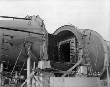 Low Turbulence Pressure Tunnel