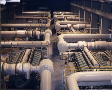 High Pressure Industrial Water Facility