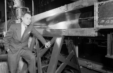 John Becker and the 11-Inch Hypersonic Tunnel