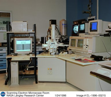 Scanning Electron Microscope Room