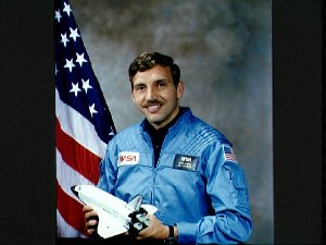 Offical portrait of Astronaut Candidate David Hilmers