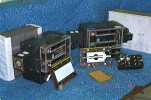 FLIGHT HARDWARE OF THE FORCED FLOW FLAME SPREADING TEST FFFT FOR THE UNITED STATES MICROGRAVITY PAYL