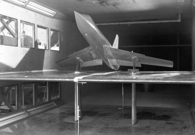 XS-2 in the 7 x 10 foot Wind Tunnel