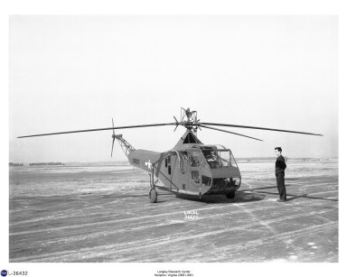 Sikorsky YR-4B Hoverfly Helicopter
