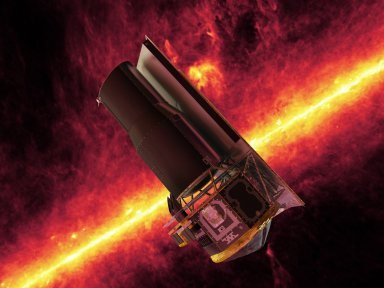 Spitzer and the Milky Way