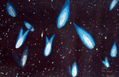 Comets in Space