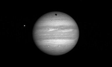 Ganymede's Shadow