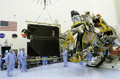 Getting Closer to Countdown: Spacecraft Undergoes Readiness Tests