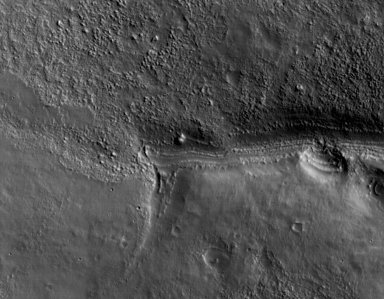 First Mars Image from Newly Arrived Camera