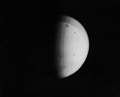 Nix Olympica Identified by Mariner 9 on Mars Approach