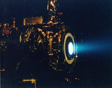 Deep Space 1's ion engine