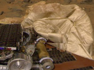 Airbags and Sojourner Rover