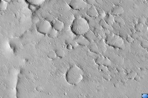 Joint Observation of the Isidis Basin with the Rosetta Mission
