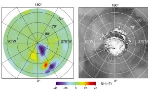 North Polar Magnetic Anomaly Map (MAG/ER)